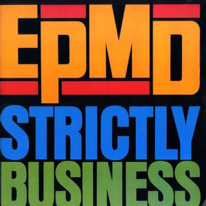 Epmd Strictly Business Vinyl - strictly business epmd song