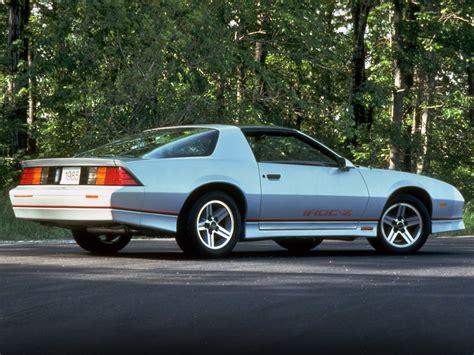 86 z28 camaro specs chevrolet camaro iroc z28 specs 1984 1985 1986 1987