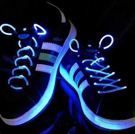 LED Light up Shoelaces   The Coolest Stuff Ever