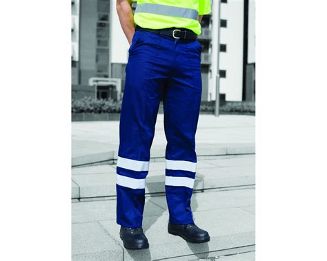 work trousers   vis strips  mammothworkwearcom