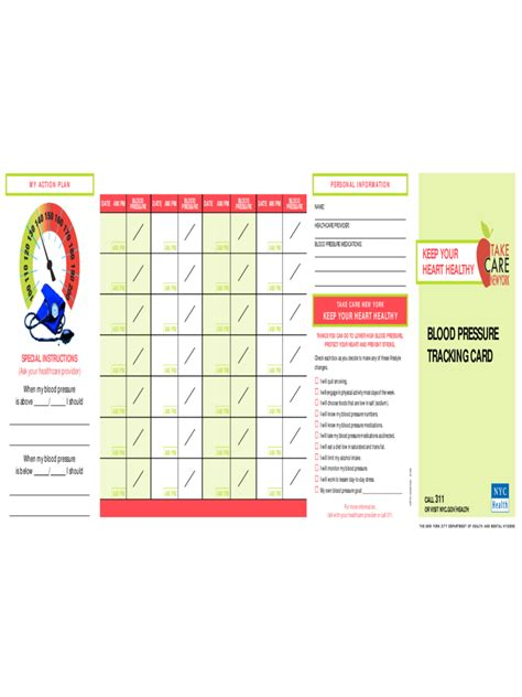 blood pressure cards template blood pressure log chart 6 free templates in pdf word