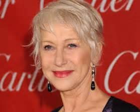 Helen mirren hairstyle 30 awe inspiring hairstyles for women over 60