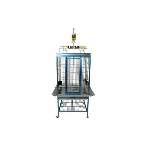 vendita gabbie per pappagalli voliera per pappagalli in alluminio colore