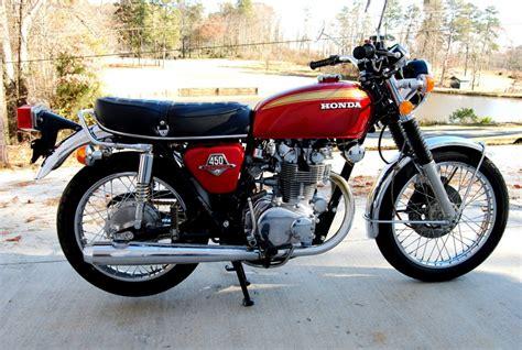 honda cb 450 restored honda cb450 1974 photographs at classic bikes