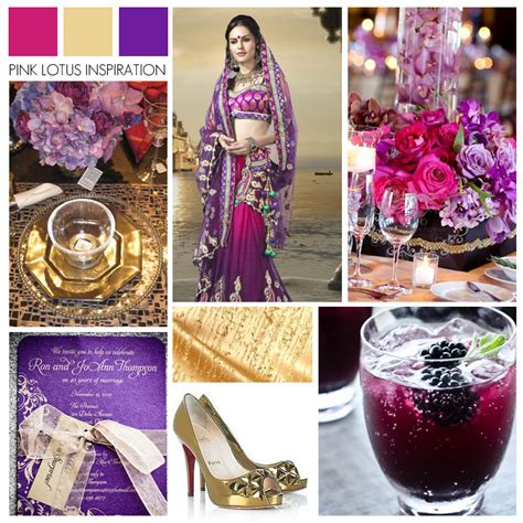 Pink Lotus Events Magenta Pink Lotus Events