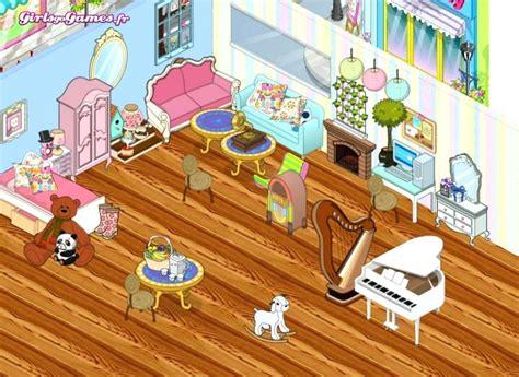 jeux pour fille decoration maison gratuit avie home