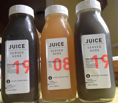 Los Angeles Detox Juice by Juice Served Here Shuts Los Angeles And Orange County