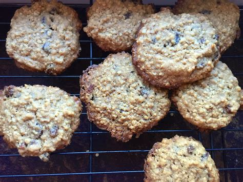 Do You Like Raisins In Your Cookies by Easy Raisin Oatmeal Cookies