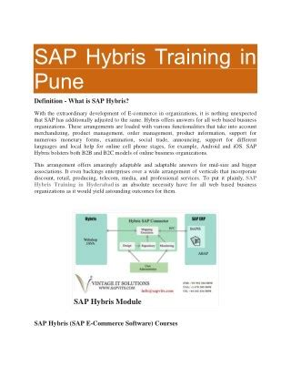 sap hybris tutorial prachivits s presentations on slideserve