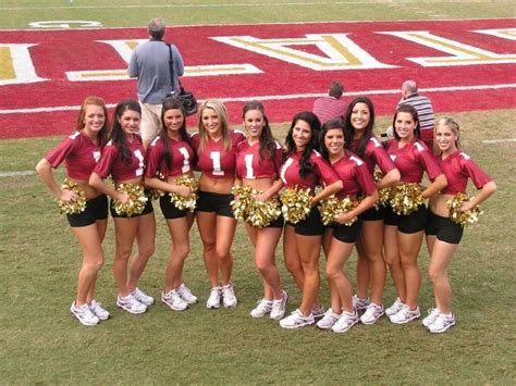 florida state college cheerleaders cheer heaven chick fil a bowl cheerleader preview 20