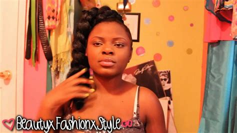 Gloria Jumbo Maxy By Keysha style beyonce keyshia ka oir jumbo braid hair