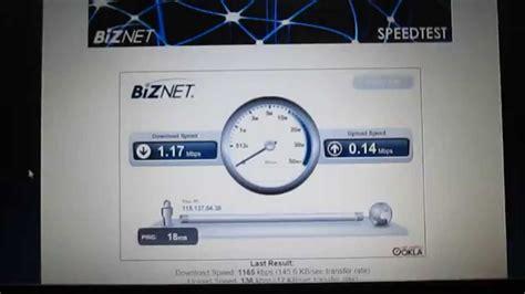 Wifi Biznet ethernet lan vs wifi wireless speed test connection