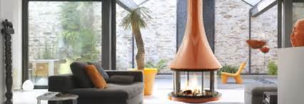 Designer Fireplace - les chemin 233 es modernes suspendues amp po 234 les design jc bordelet