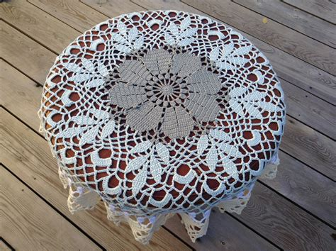 Modele De Napperon Au Crochet napperon crochet tr 232 s tendance f 233 e des belles choses