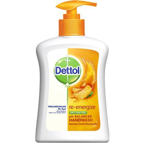 Sabun Cuci Tangan Dettol dettol anti bacterial reenergize handwash dettol