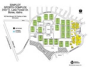 field locations map