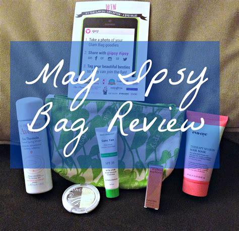 may ipsy bag review beyoutiful