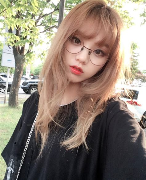 ulzzang hairstyle for round face ulzzang round glasses tumblr