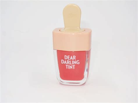 Etude House Dear Water Gel Tint 100 Original Etude House Dear Water Gel Tint Review Swatches