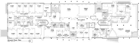 college dorm floor plans floor plans 171 slivka residential college
