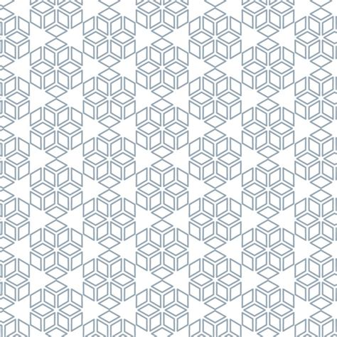 snowflake geometric pattern abstract snowflakes pattern vector free download