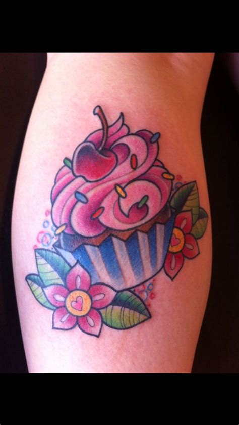 candy and cupcake tattoo designs 17 best ideas about cupcake tattoos on