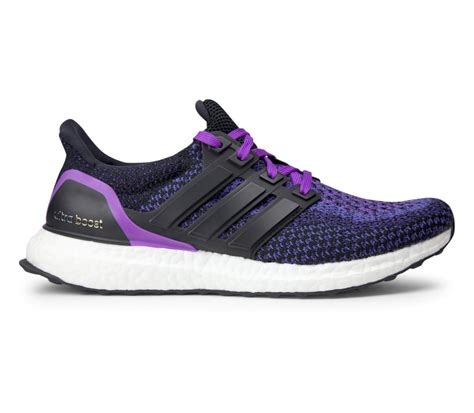 Adidas Ultra Boost Gel Black Premium adidas ultra boost s running shoes black purple