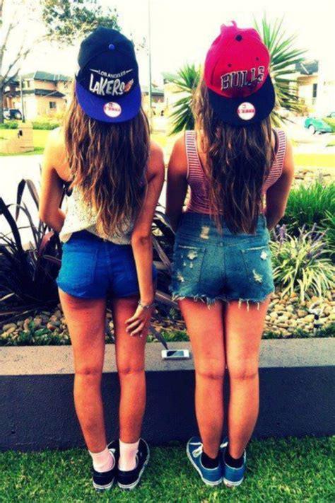 girls with swag and snapbacks tumblr girls with snapback on tumblr