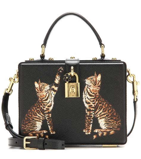 Dg Dolce And Gabbana Suzanne Satchel by Lyst Dolce Gabbana Dolce Box Printed Leather Crossbody
