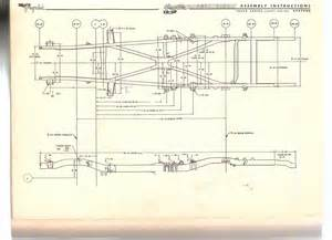 1963 1966 chevy gmc truck frame diagram pictures to pin on pinterest
