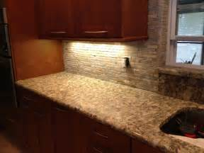 Kitchen Countertops And Backsplash Kitchen Countertops Backsplashes And Island Tops