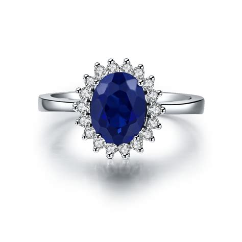 King Engagement Ring Shopping by Blue Rings Shopping Wedding Promise