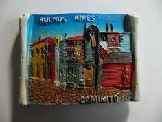 Magnet Kulkas Resin Argentina belgium brugge souvenir 3d resin fridge magnet craft tourist travel gift idea belgium