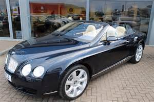 Finance Bentley Bentley Continental Gtc W12 4wd Finance Specialists For