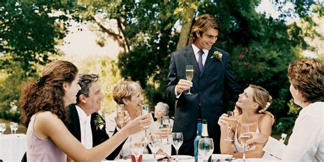 Wedding Toasts by Five Wedding Toasts To Reconsider Huffpost