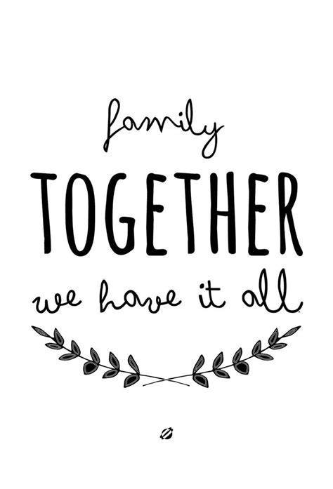 Black And White Family Quote ? Quotesta