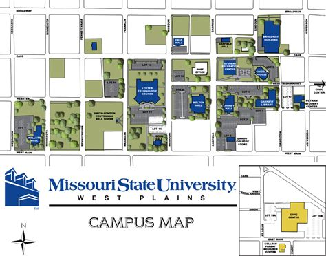 missouri map room missouri state outreach on the west plains cus