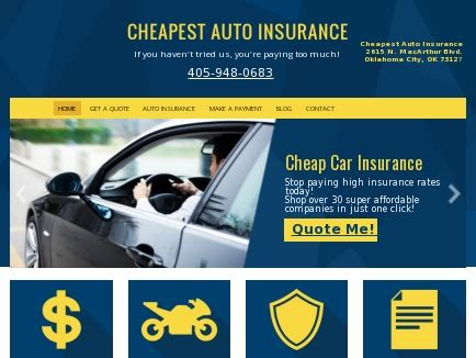 cheapest auto insurance affordable car insurance