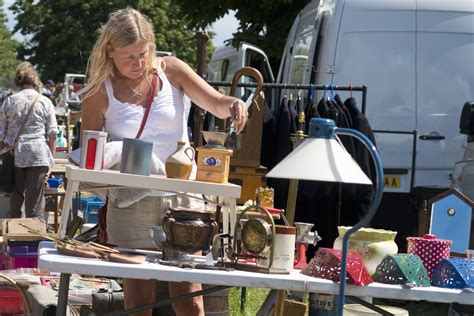 attractive Diy Room Decor Ideas For Small Rooms #2: woman-browsing-on-stall-at-outdoor-flea-market-737369955-59866e45685fbe0011e4339f.jpg