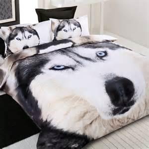 Wolf quilt cover set by georges fine linen shopinside com au