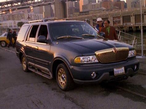 1996 lincoln navigator imcdb org 1998 lincoln navigator un173 in quot nash bridges