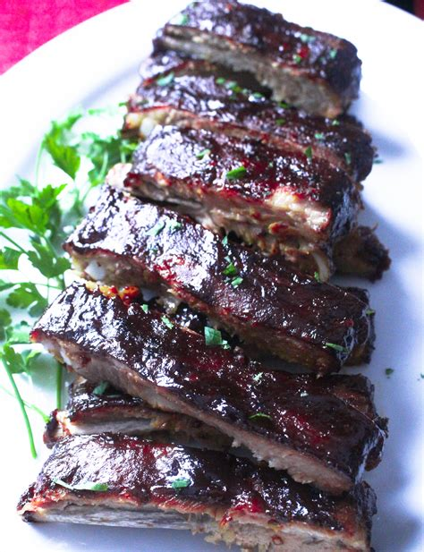 best ribs recipe best oven baked bbq ribs i recipes