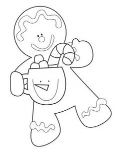 Gingerbread Color Page free coloring pages of gingerbread house