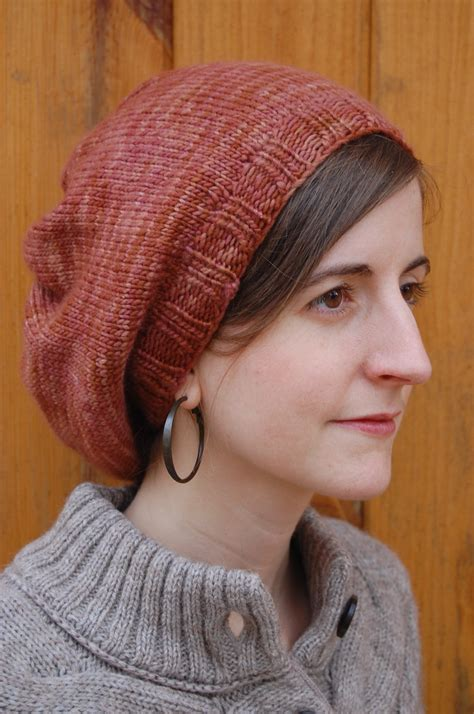 Parisian Slouch Hat Slouch Hats Circular Needles And