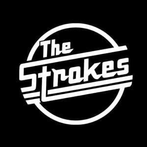 Sticker Band The Strokes The Strokes Band Vinyl Decal Stickers Custom Sticker Shop