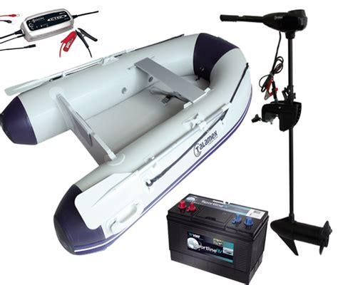 rubber boot met motor elektrisch varen sets met rubberboot