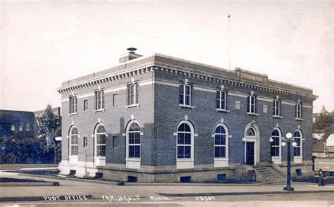 Faribault Post Office by Faribault Minnesota Gallery