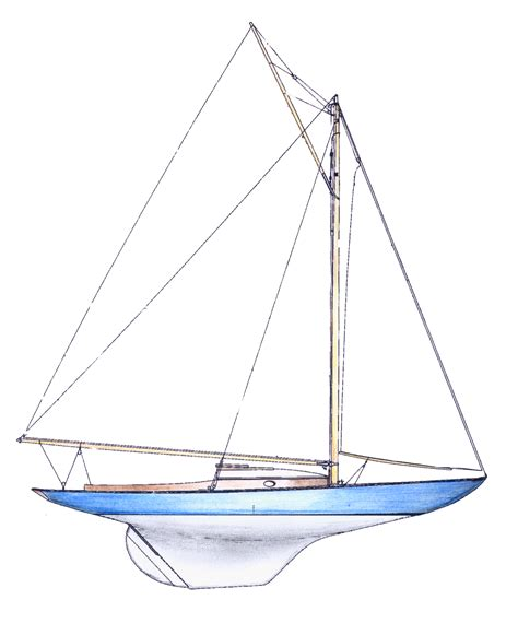 yacht rigging layout ireland wooden boat builder boat for sale power sail