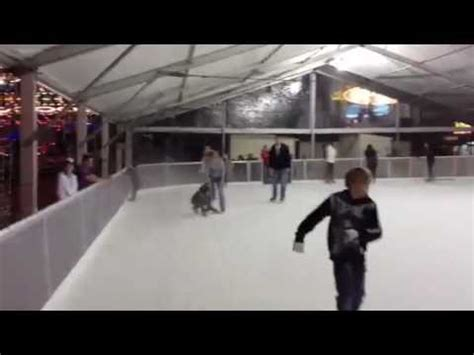 Cabin Skating by Pigeon Forge Skating Rink At Smoky Mountain Opry