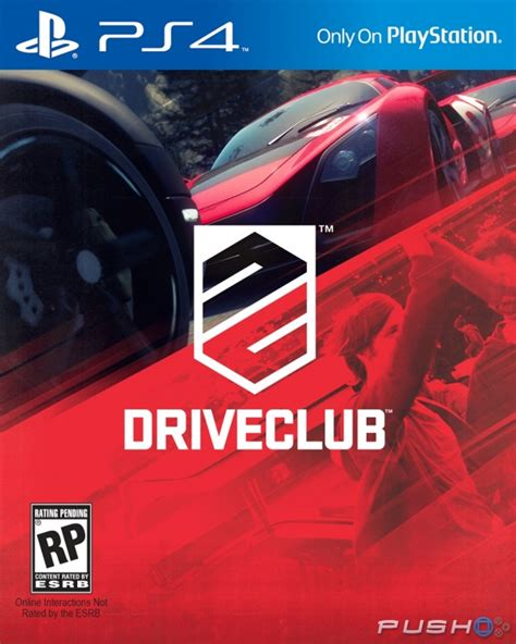 Kaset Ps4 Drive Club Pre Owned driveclub ps4 playstation 4 news reviews trailer